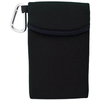 Accessory Case with Carabiner