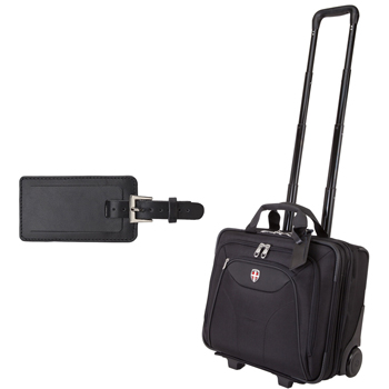 Ellehammer® Copenhagen Executive Trolley Case