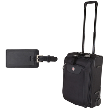 Ellehammer® Copenhagen Expandable Trolley Carry On